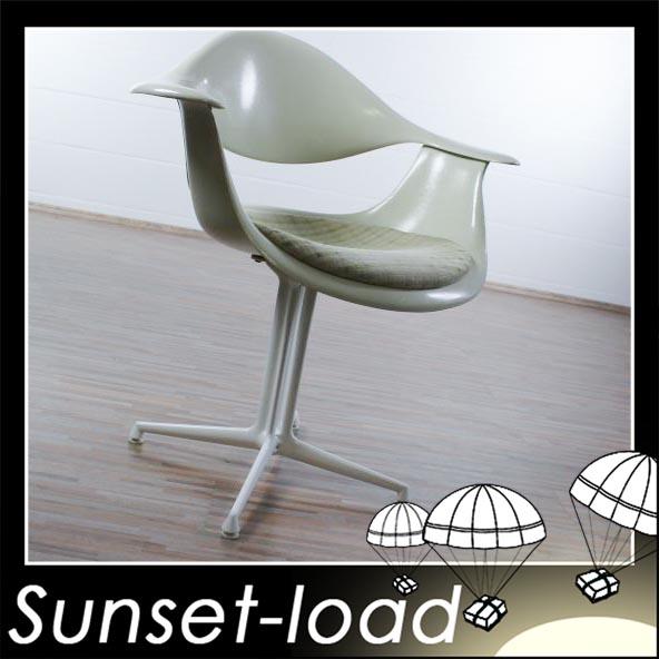 daf stuhl george nelson auf la fonda herman miller armchair nummer 1 von 2 ebay. Black Bedroom Furniture Sets. Home Design Ideas