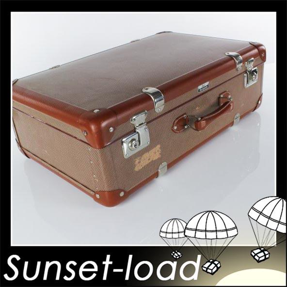vulcanis e valise de voyage avec cl oldtimer 60x40x20 cm vintage coccinelle valise ebay. Black Bedroom Furniture Sets. Home Design Ideas
