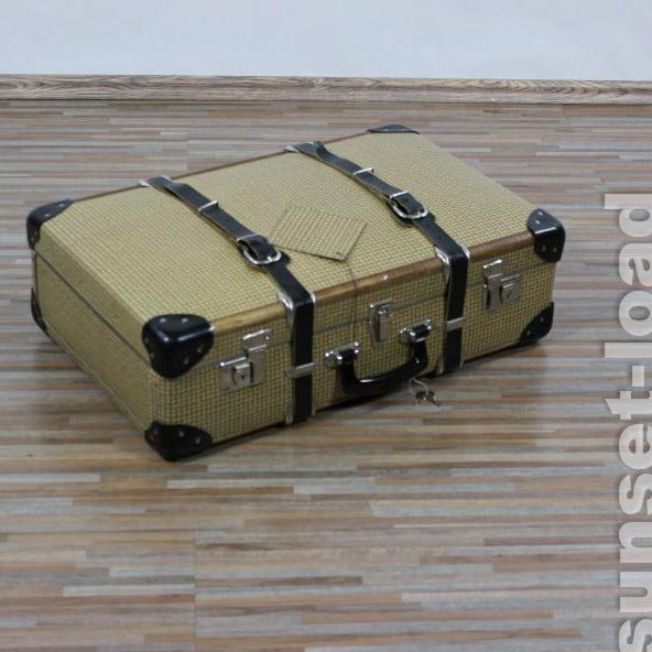 reisenthel reise auto koffer retro style hahnentritt muster 60x38x22 reproduktio ebay. Black Bedroom Furniture Sets. Home Design Ideas