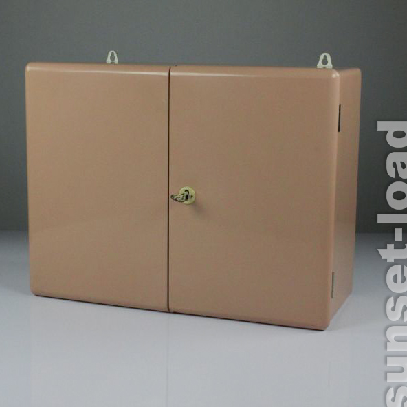 Alter badezimmer schrank arznei medizin birold 50er jahre rosa pastell vintage ebay - Badezimmer 50er ...