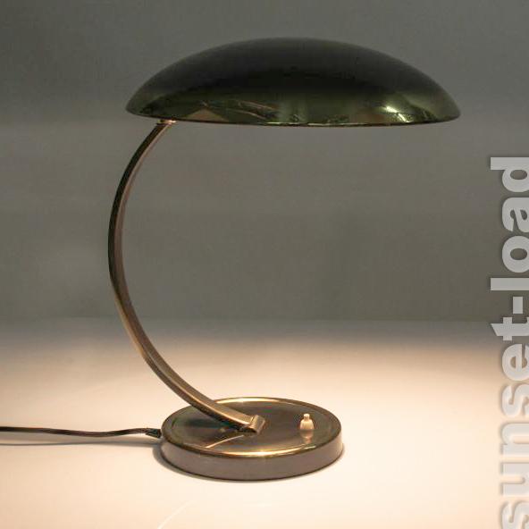 alte kaiser schreib tisch lampe messing leuchte alt. Black Bedroom Furniture Sets. Home Design Ideas