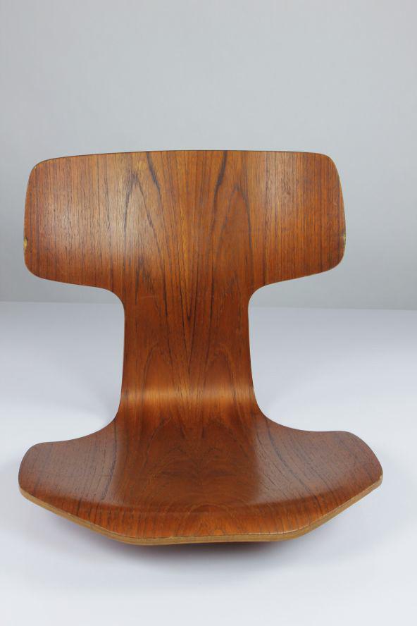 fritz hansen 3103 sitz schale arne jacobsen design 1955. Black Bedroom Furniture Sets. Home Design Ideas