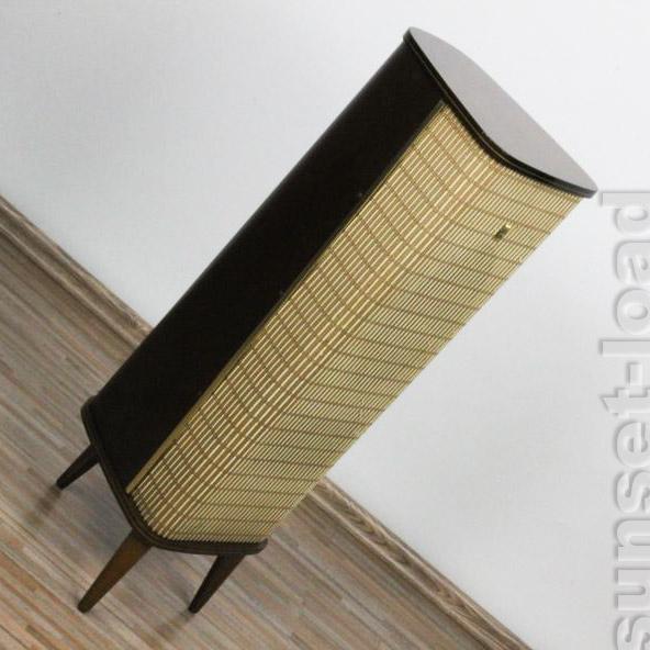 grundig raumklang box iv 4 stand lautsprecher alte radio. Black Bedroom Furniture Sets. Home Design Ideas