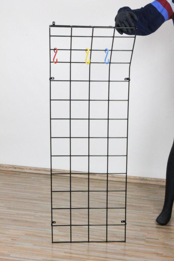 Ungewöhnlich Drahtgitterhaken Galerie - Elektrische ...