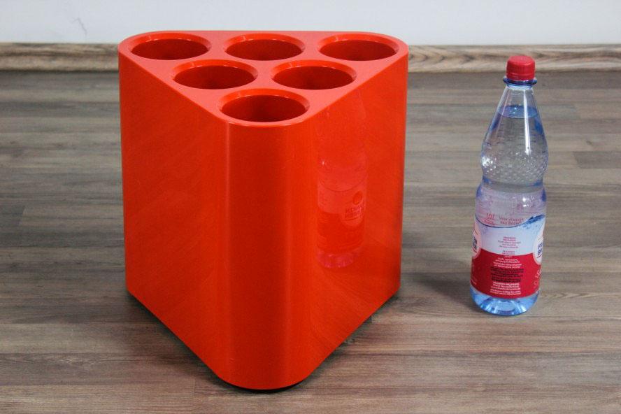 Magis Poppins Schirmst 228 Nder Rot Design E Barber Amp J