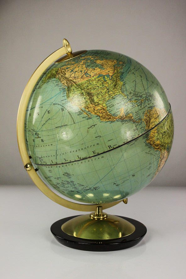 Columbus globus haus bar dujardin selten vintage werbung for Dujardin imperial