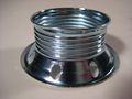 Metallring für Fassung E27 chrom 25mm F 19 - 10