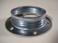 Metallring für Fassung E27 chrom 15mm F 19 - 8
